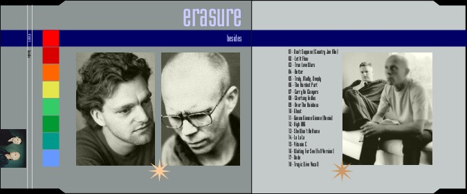 Erasure - Greatest Mixes Vol 1