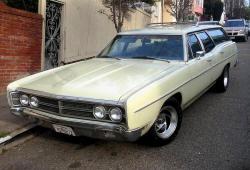 1970 Ford Galaxy 500 LTD Wagon