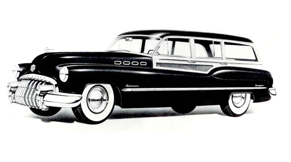 Buick Roadmaster. World Wide Wagons Webpage
