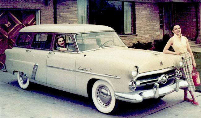 1951 FORD CUSTOMLINE. Cruise-in winder, ga