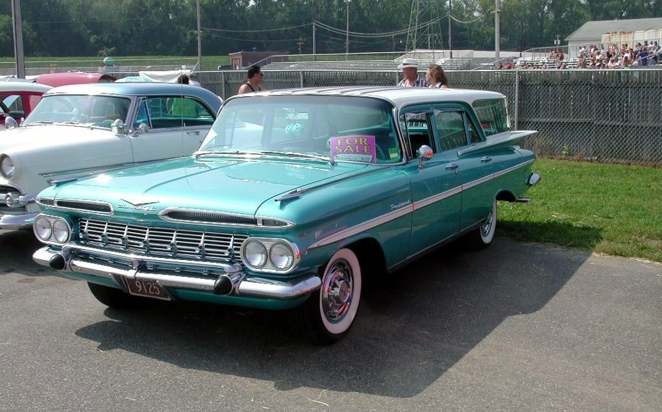 59 Parkwood Wagon For Sale Html Autos Post