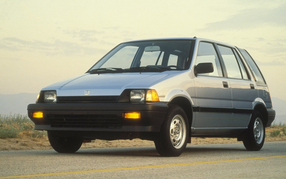 Priseaden 1986 honda civic wagon for 1984 honda civic