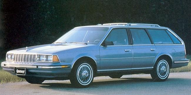 Buick Century Custom Wagon on 1989 Buick Century Limited