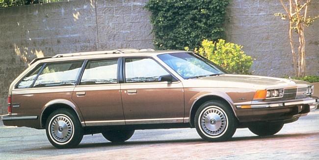 Buick Century Wagon on 1989 Buick Lesabre Custom