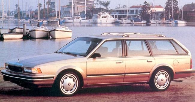 1993 Buick Century Wagon