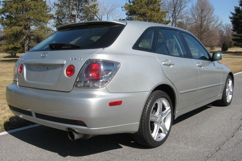 Lexus Is Sportback on 1994 Toyota Tercel